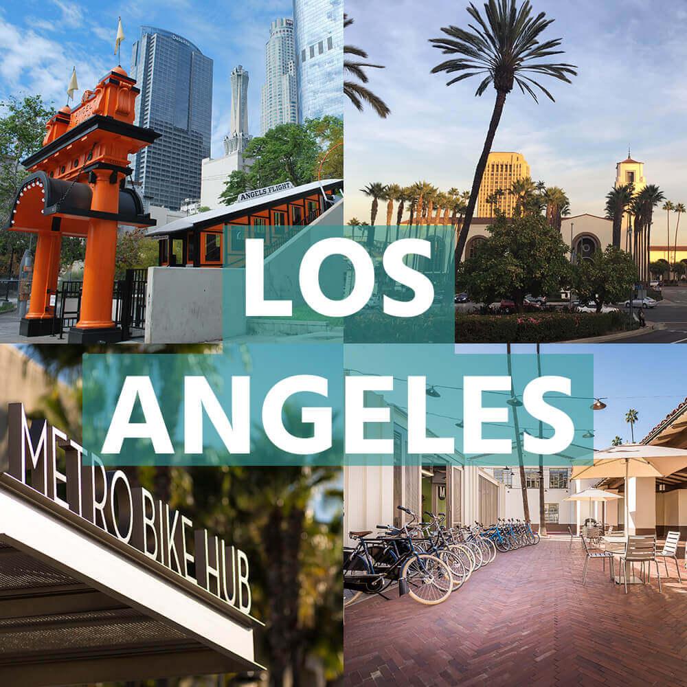 The Bike Center   Bike Parking, Rental & Tours   Santa Monica & DTLA